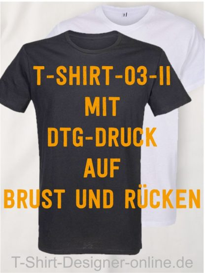 T-Shirt-03-II-DTG-Druck-auf-Brust-und-Rücken-Hauptproduktbild