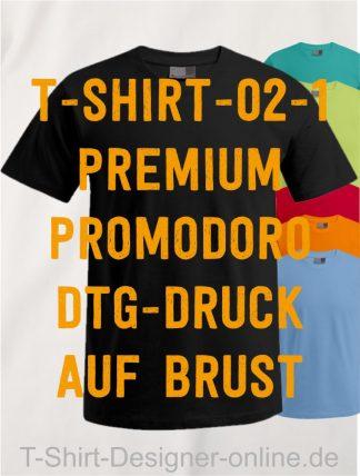 T-Shirt-02-I-Promodoro-Premium-DTG-Druck-Brust