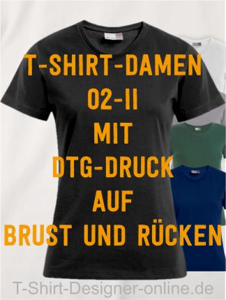 T-Shirt-Damen-02-II-mit-DTG-Druck-auf-Brust-und-Rücken